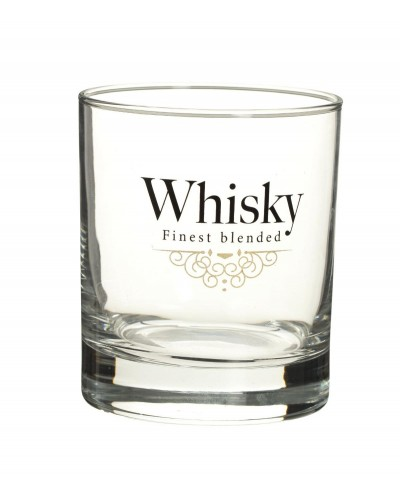CONF 6 BICCHIERI WHISKY 154714A 30CL
